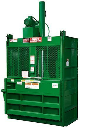 PTR 5000 Vertical Baler
